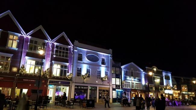 Salisbury's night-time economy awarded with Purple Flag for seventh year running