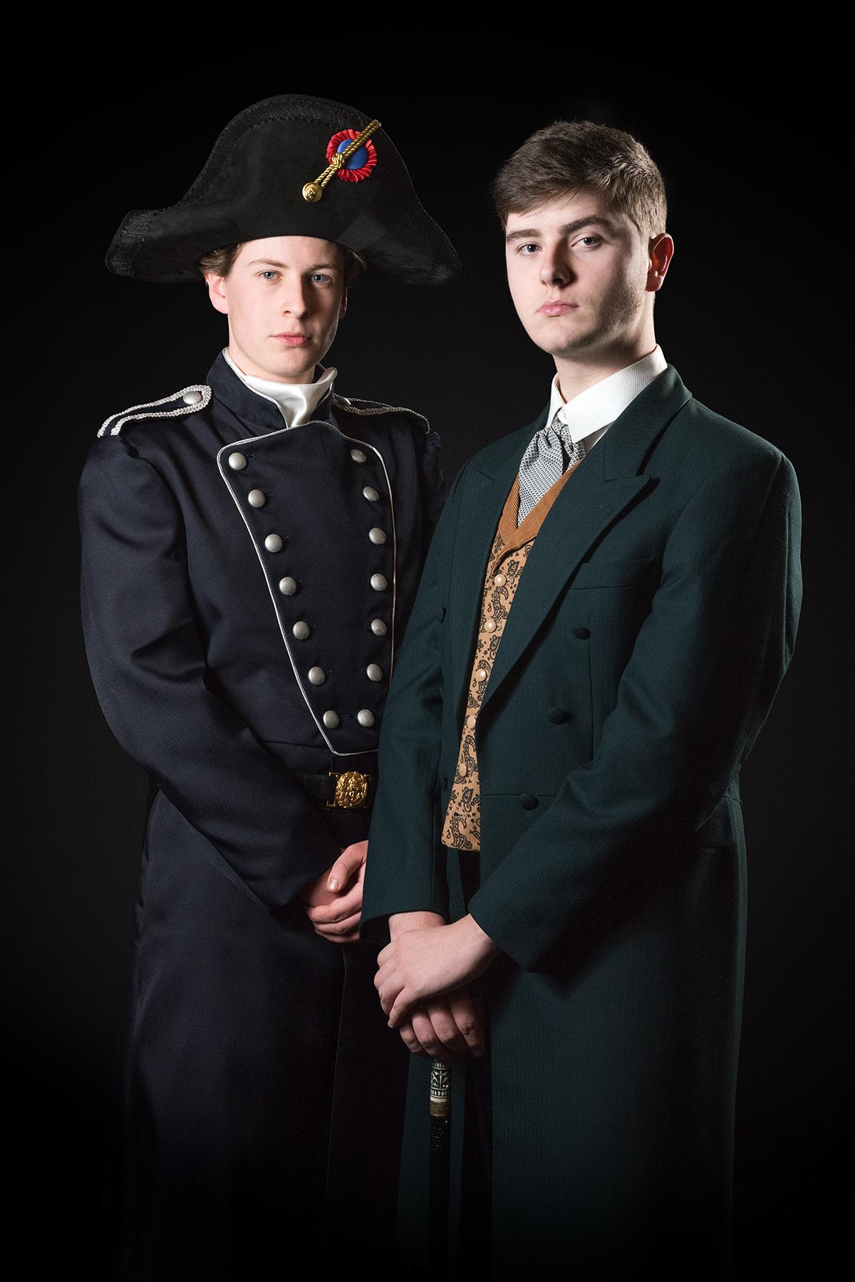 Young cast of Studio Theatre bring Les Miserables to the