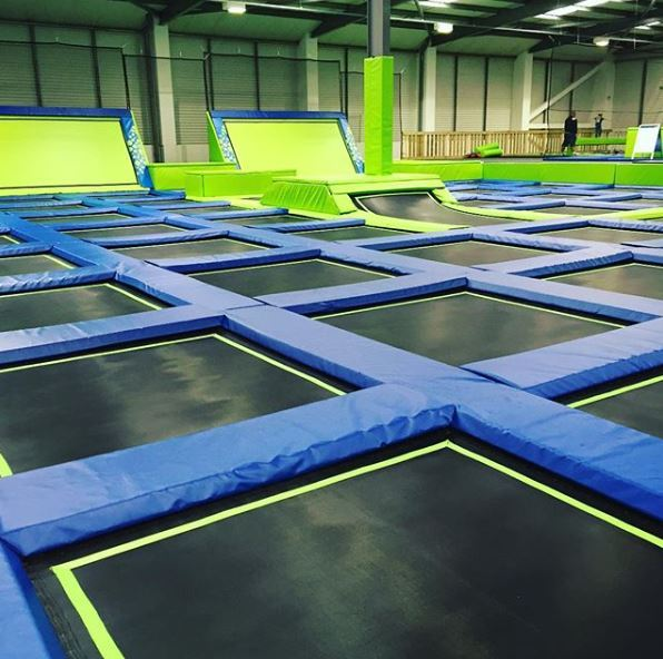 Planning permission has been granted for a new trampoline park in Salisbury