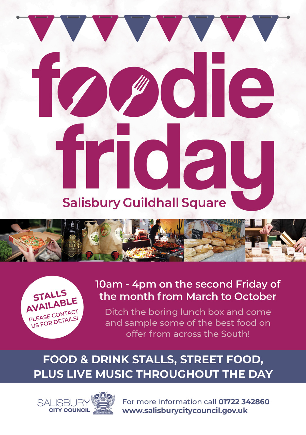Salisbury Foodie Friday