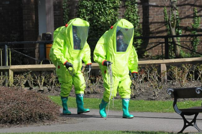 21 people being treated after Salisbury nerve agent attack