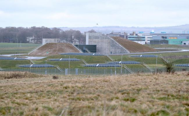 "File photo dated 15/03/18 of a general view of Porton Down Science Campus in Wiltshire. A ""ground-breaking"" method for producing titanium, which could cut costs in half, has been developed by a British military research base. PRESS ASSOCIATION P"