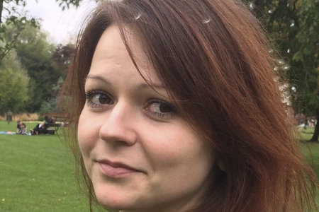 Yulia Skripal rejects help from Russia after nerve agent attack