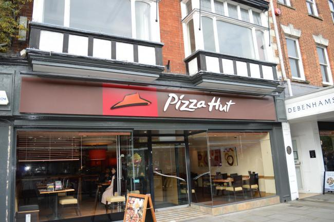 Salisbury Pizza Hut restaurant to close permanently