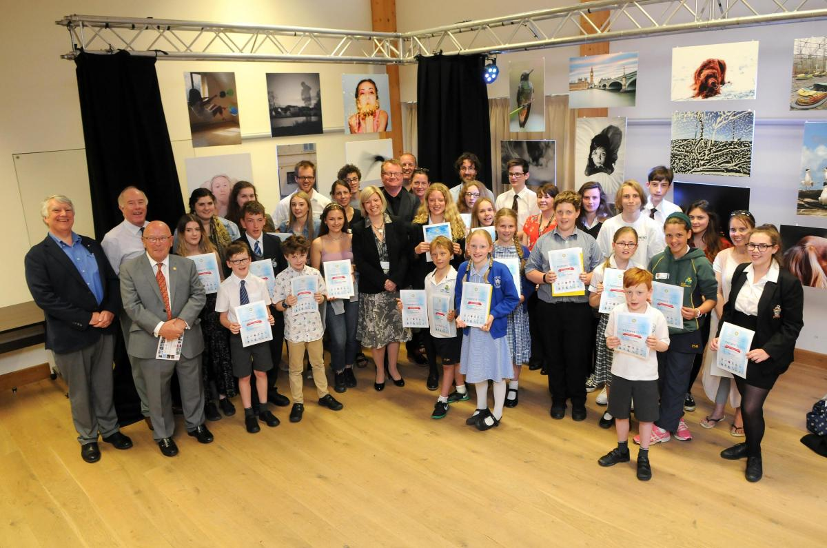 Winners announced at inter-school photographic competition in