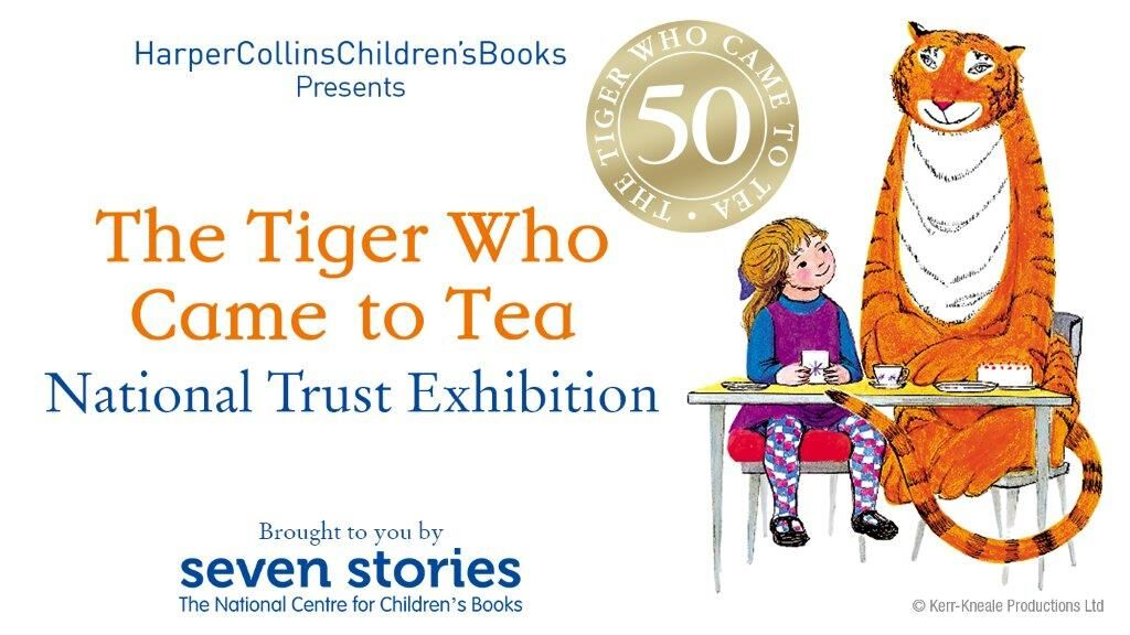 Judith Kerr: The Tiger Who Came to Tea