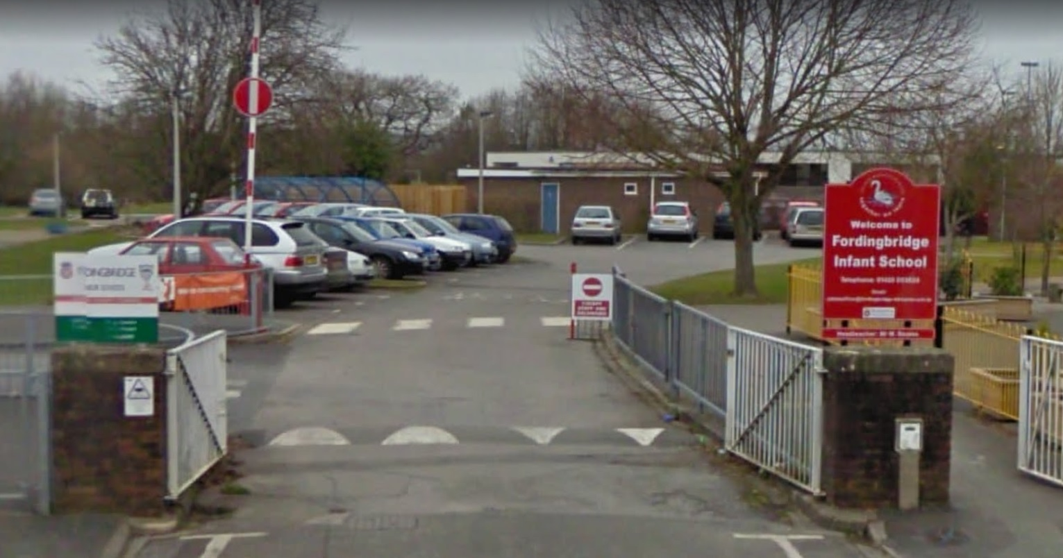 Fordingbridge Infant School and Fordingbridge Junior School have launched a consultation over plans to become a federation. Picture: Google Street View