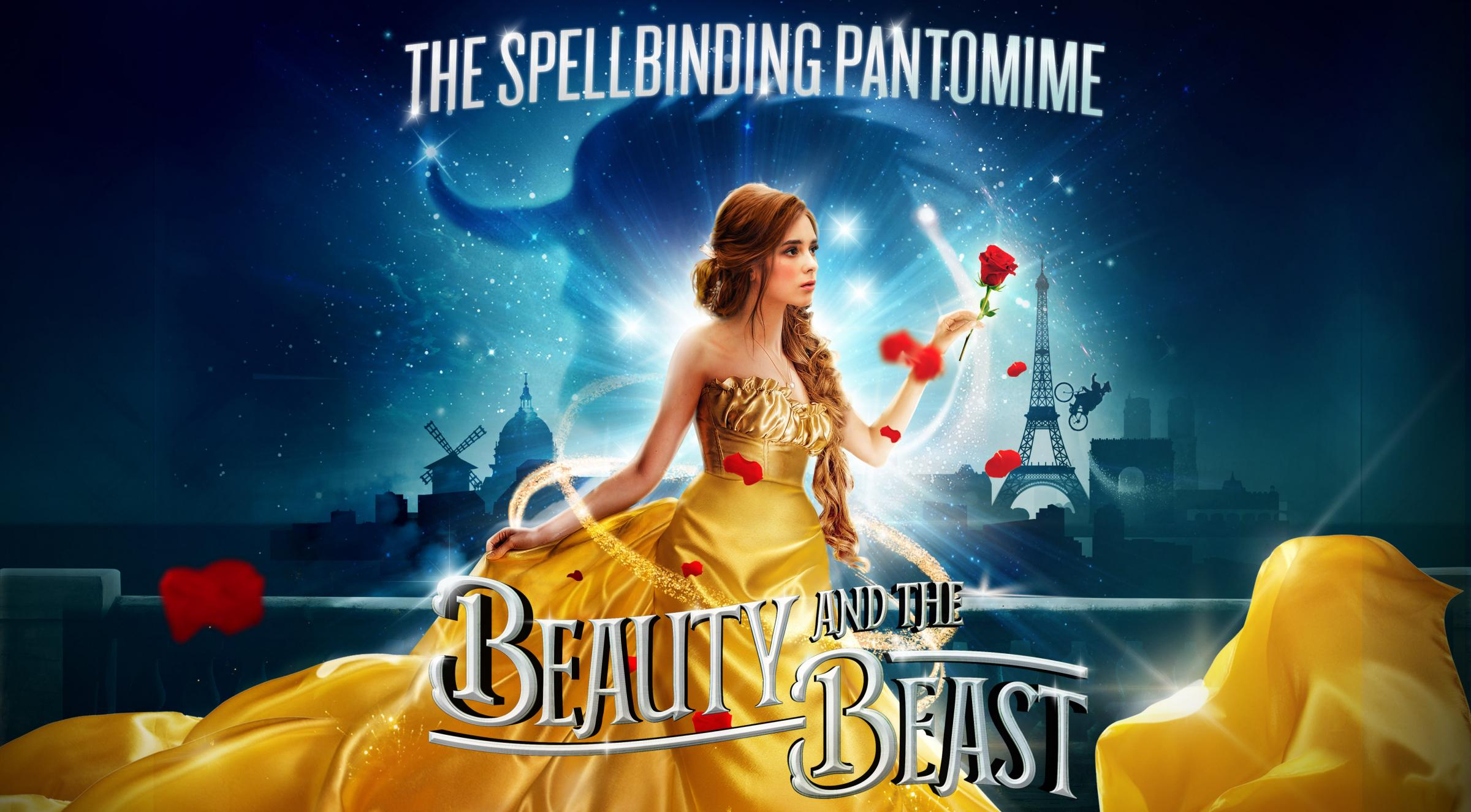 Beauty and the Beast at Salisbury Playhouse
