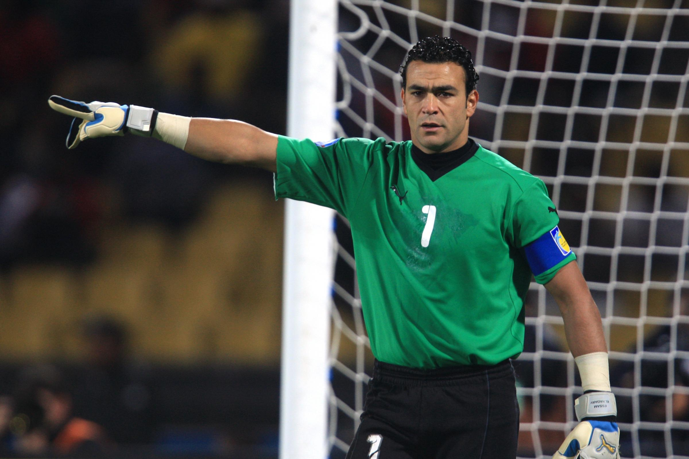 Essam El Hadary on Friday became the oldest player in World Cup finals history