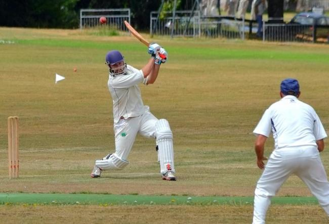 Ben coombes' 69 took him past 1,000 runs for the season