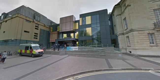 County Hall, Trowbridge Pic: Google Street View