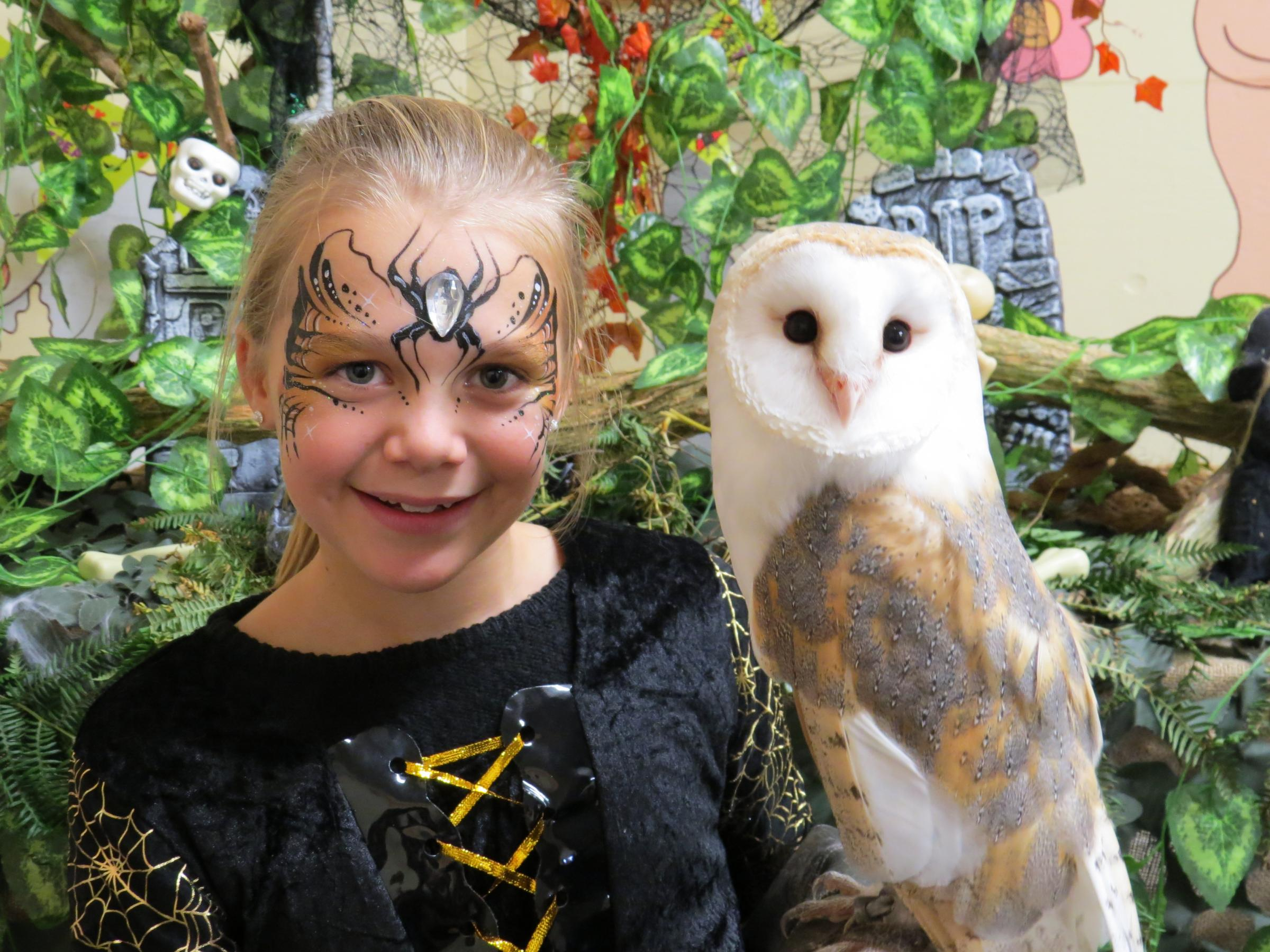 It's Frightfully Fun at the Farm This Autumn Half-Term