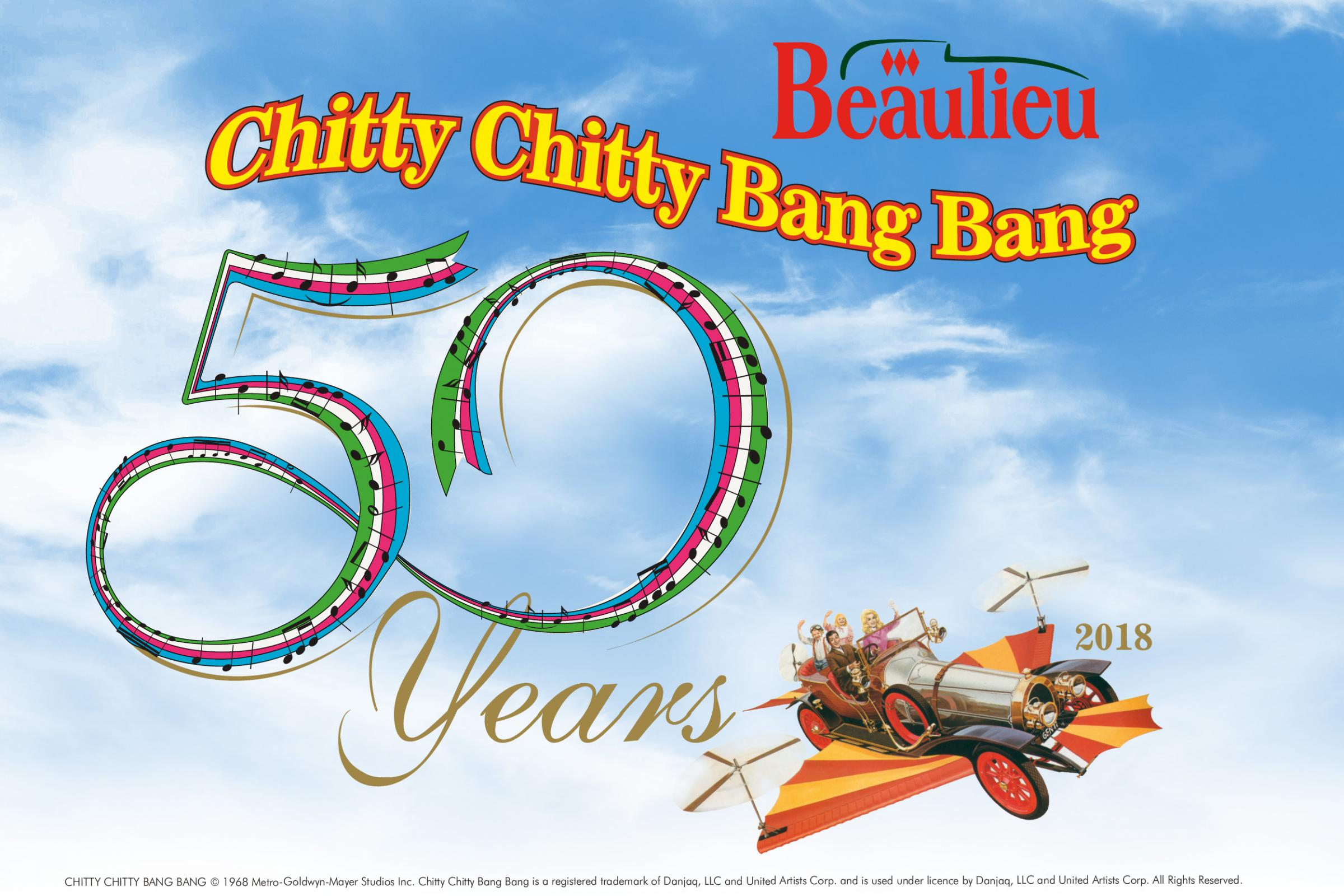 Chitty Chitty Bang Bang 50 Years Exhibition