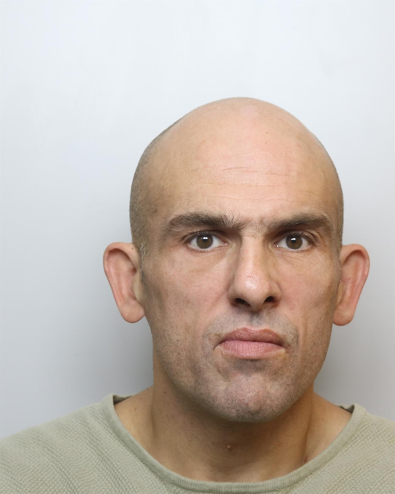 JAILED: David Clift