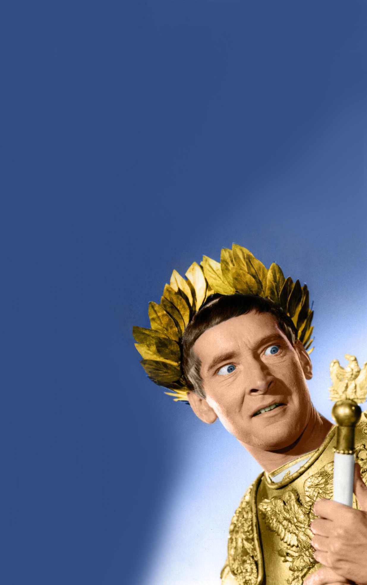Kenneth Williams in Carry On Cleo.