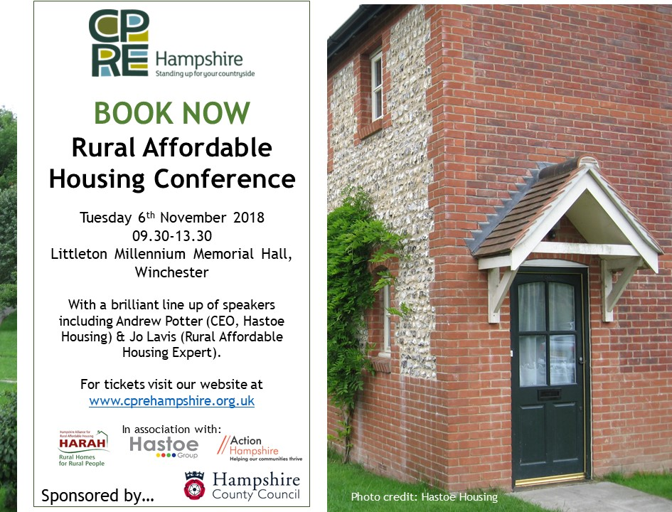 Rural Affordable Housing Conference