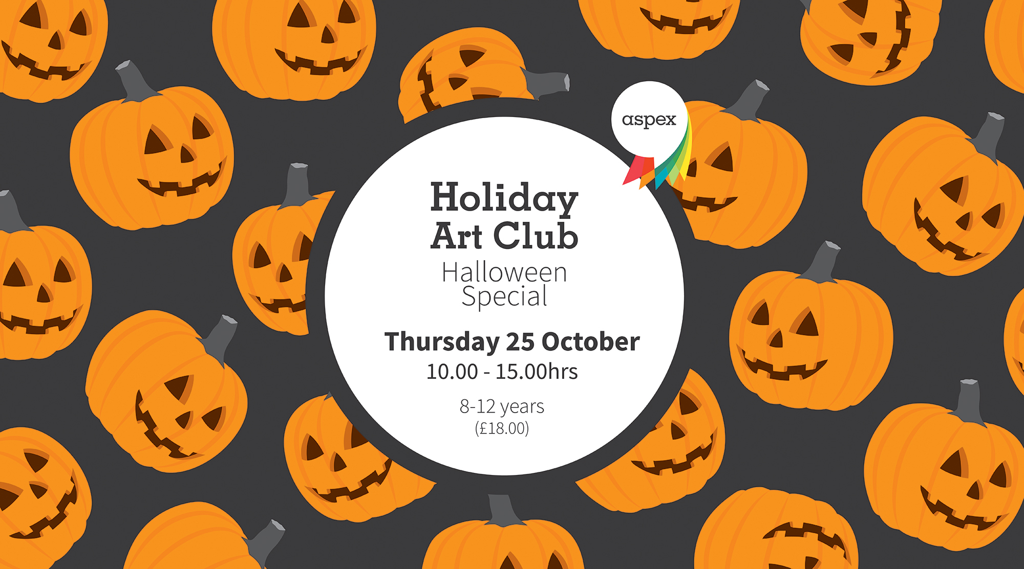 Holiday Art Club | Halloween Special