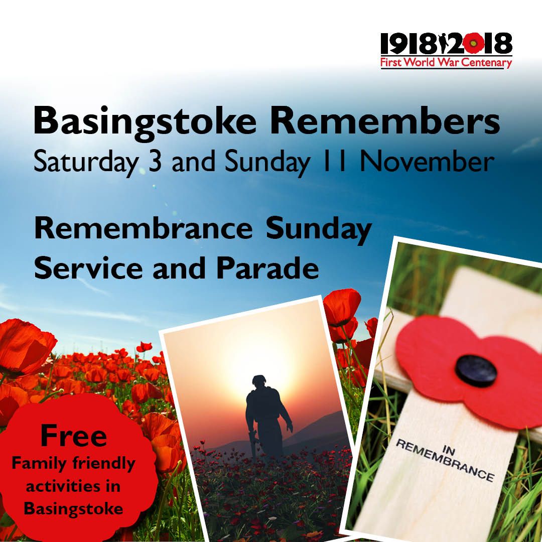 Remembrance Sunday Service and Parade
