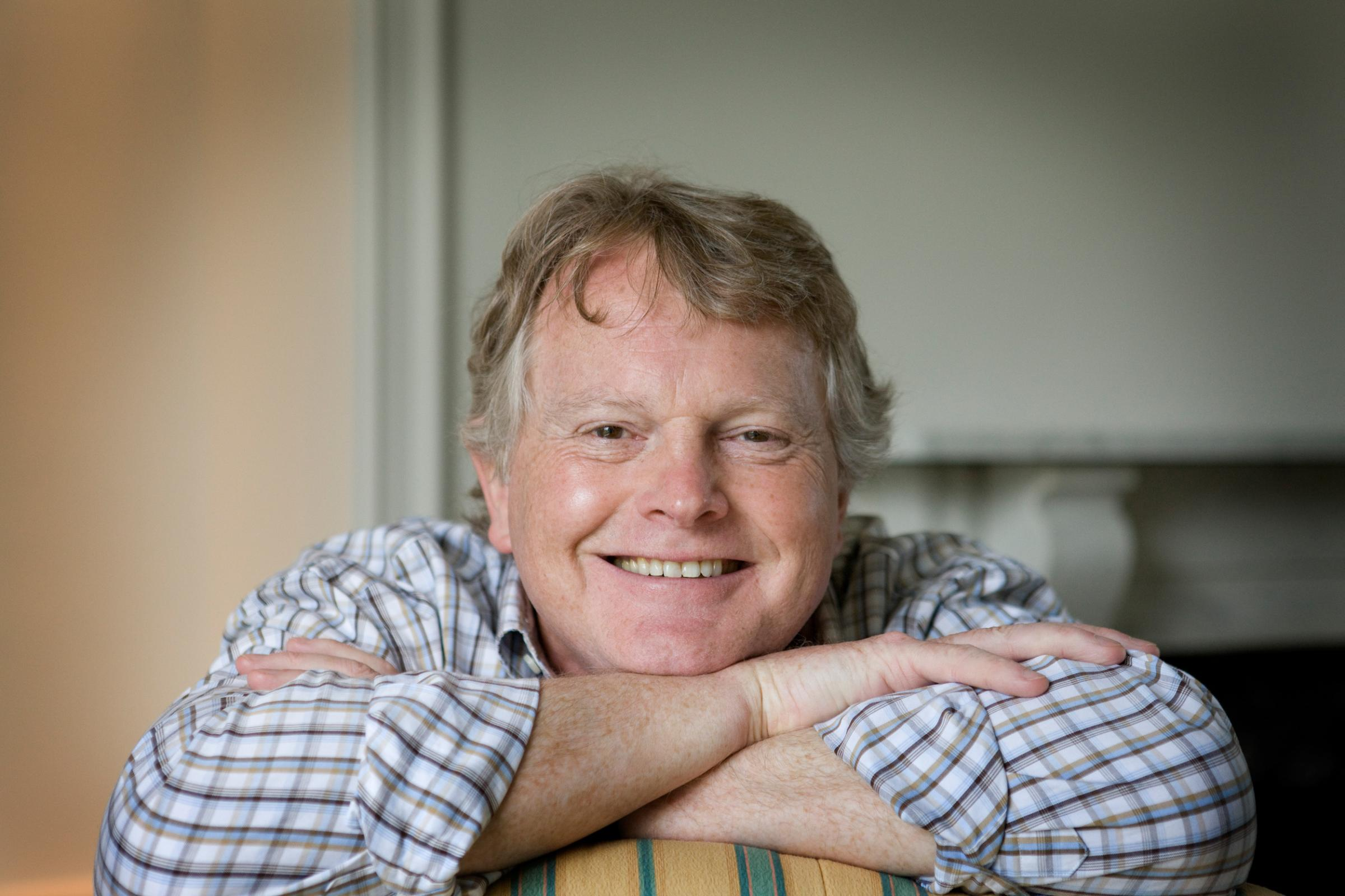 Michael Dobbs is to give a talk in Salisbury    Picture by Jim Pascoe