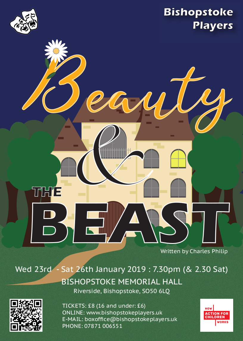 Bishopstoke Players Present Beauty and The Beast