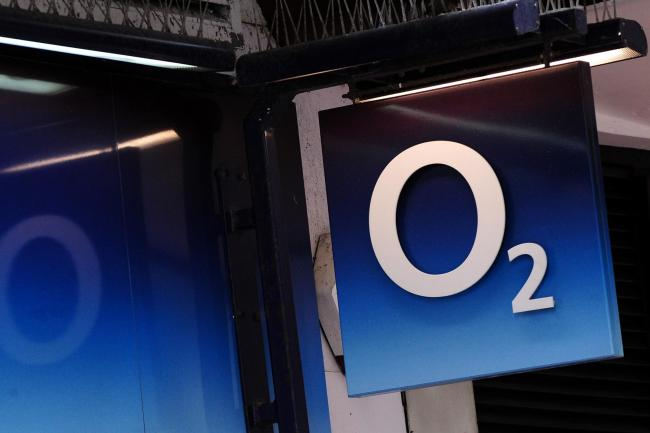 Thousands of O2 mobile customers unable to get online. Picture: PA