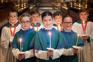 Trials are being held for youngsters wanting to try out for Salisbury Cathedral's choir