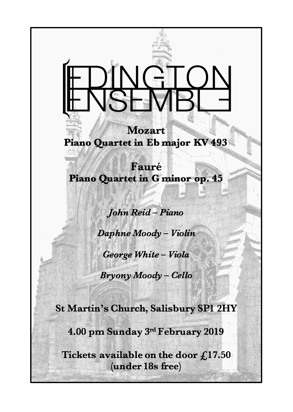 Edington Ensemble