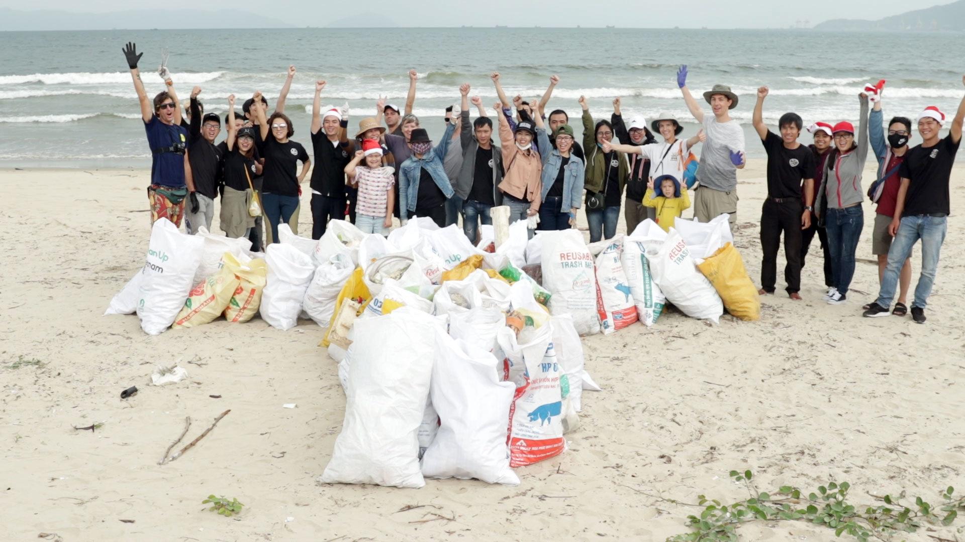 Salisbury man collects 3,500kg of waste during Vietnam travels