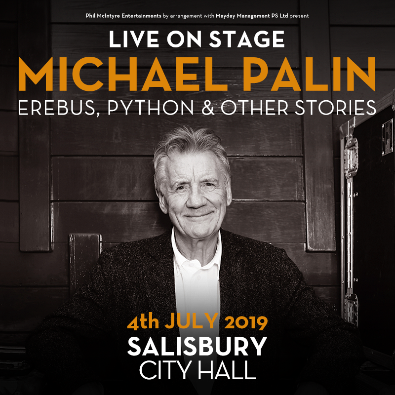 Michael Palin : Erebus, Python & Other Stories