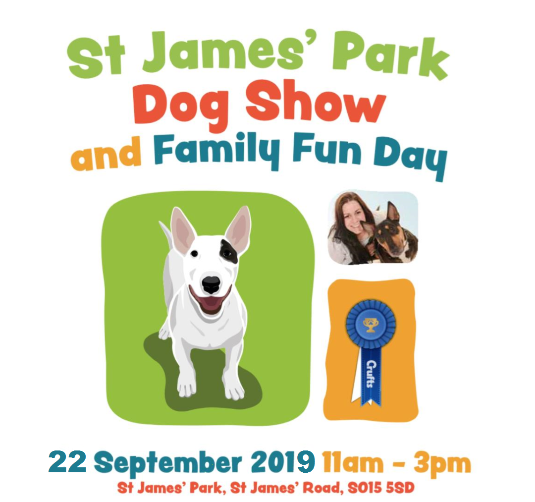 St James' Park Dog Show and family fun day 2019