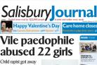 Salisbury Journal 14/02/19
