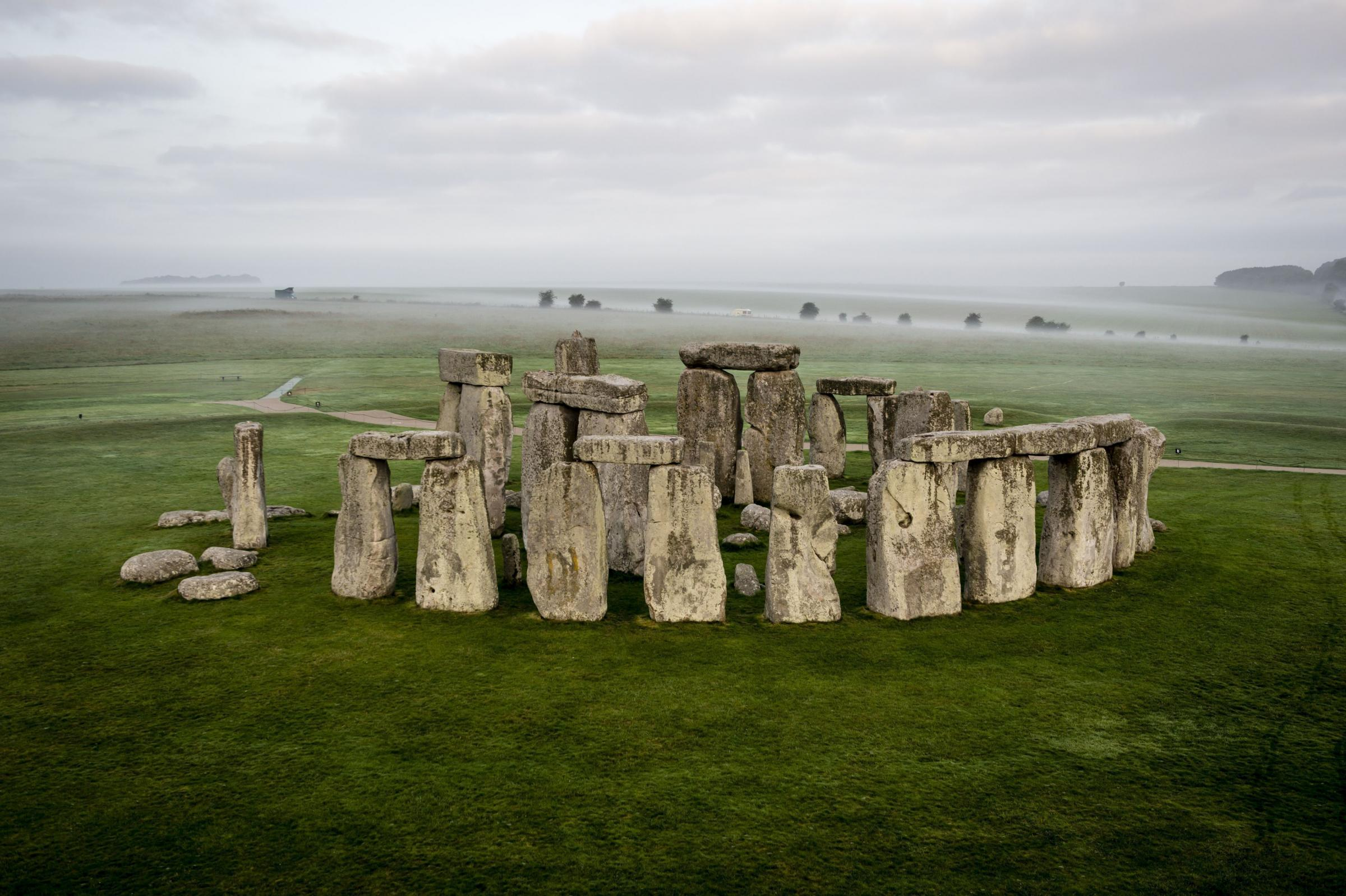 Stonehenge: PICTURE: Ben Birchall/PA Wire.