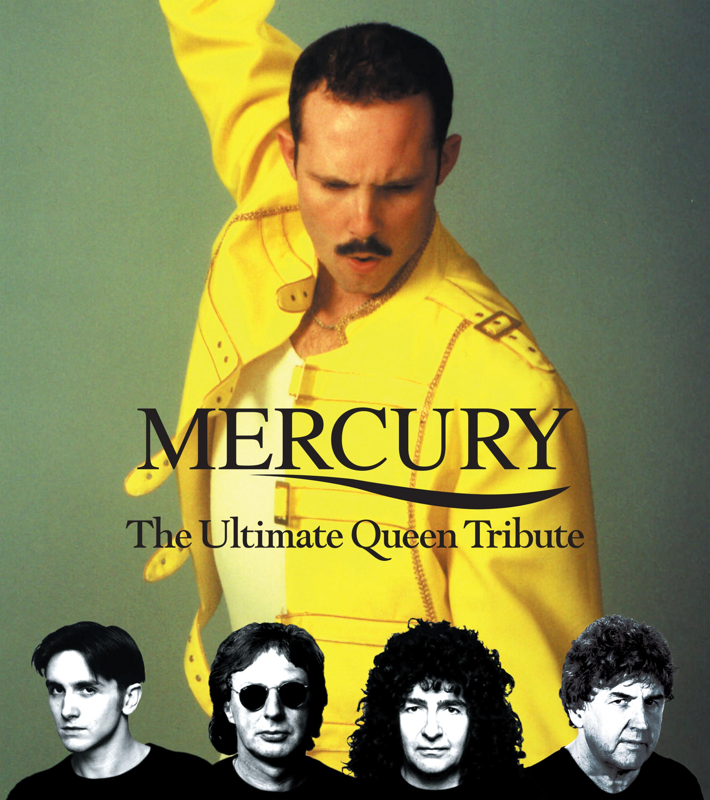 Mercury - The Ultimate Tribute to Queen