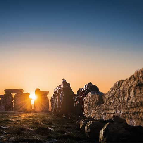 Easter Events at Stonehenge