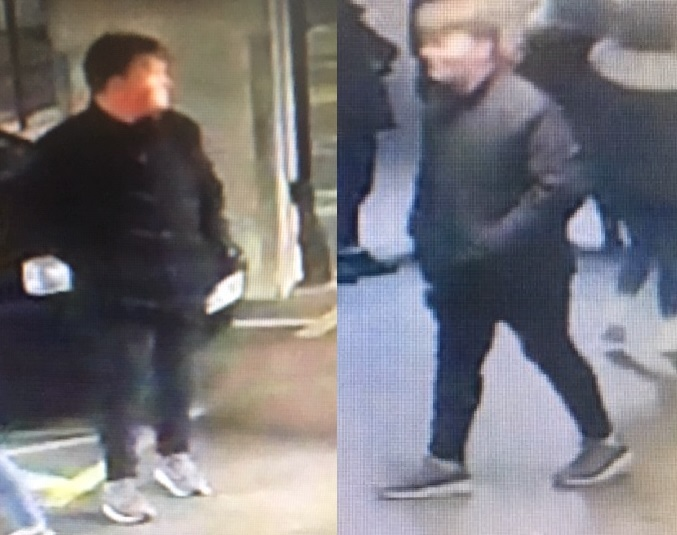 CCTV images of a boy police would like to speak to