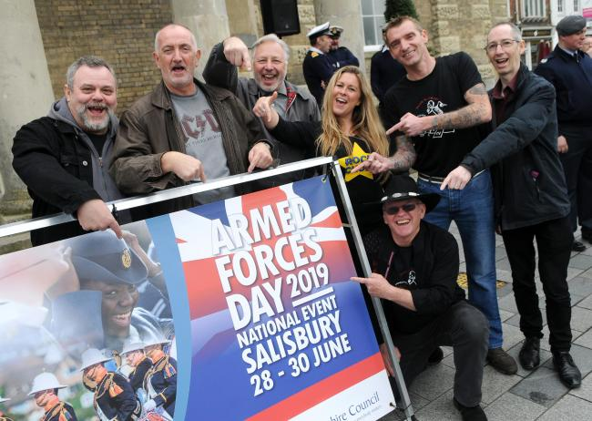 ARMED FORCES DAY: Win VIP tickets! | Salisbury Journal