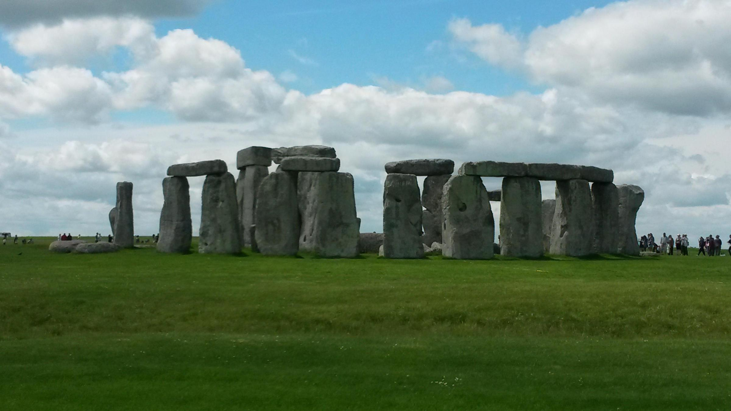 Stonehenge   Picture by Katy Griffin