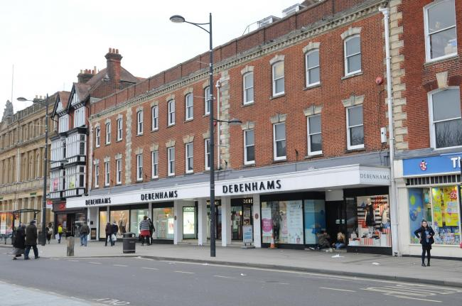 Debenhams reveals which store will close this month (after Salisbury not named in first 22 to shut)