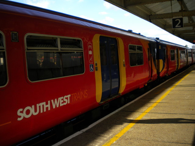 Commuters facing train delays and cancellations in Salisbury