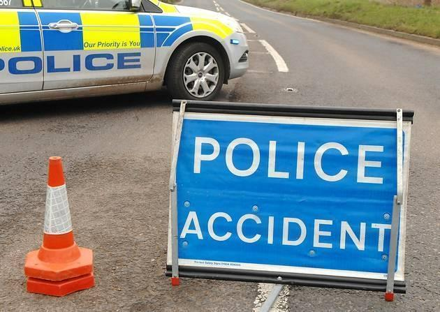 Traffic delays on A36 after crash