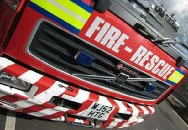 Chimney fire and false alarms caused by cooking