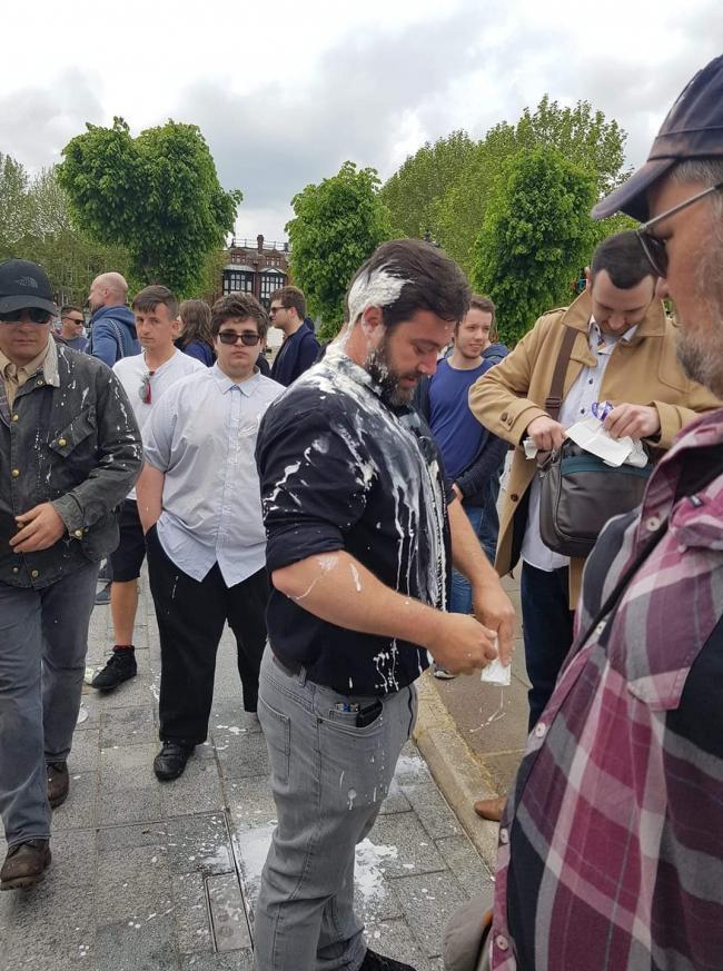 Image result for carl benjamin milkshake