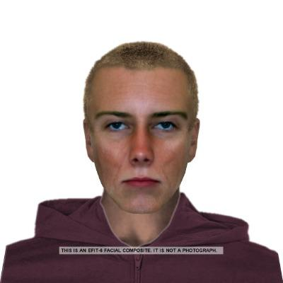 Police have issued this efit image after a woman was sexually assaulted in Salisbury