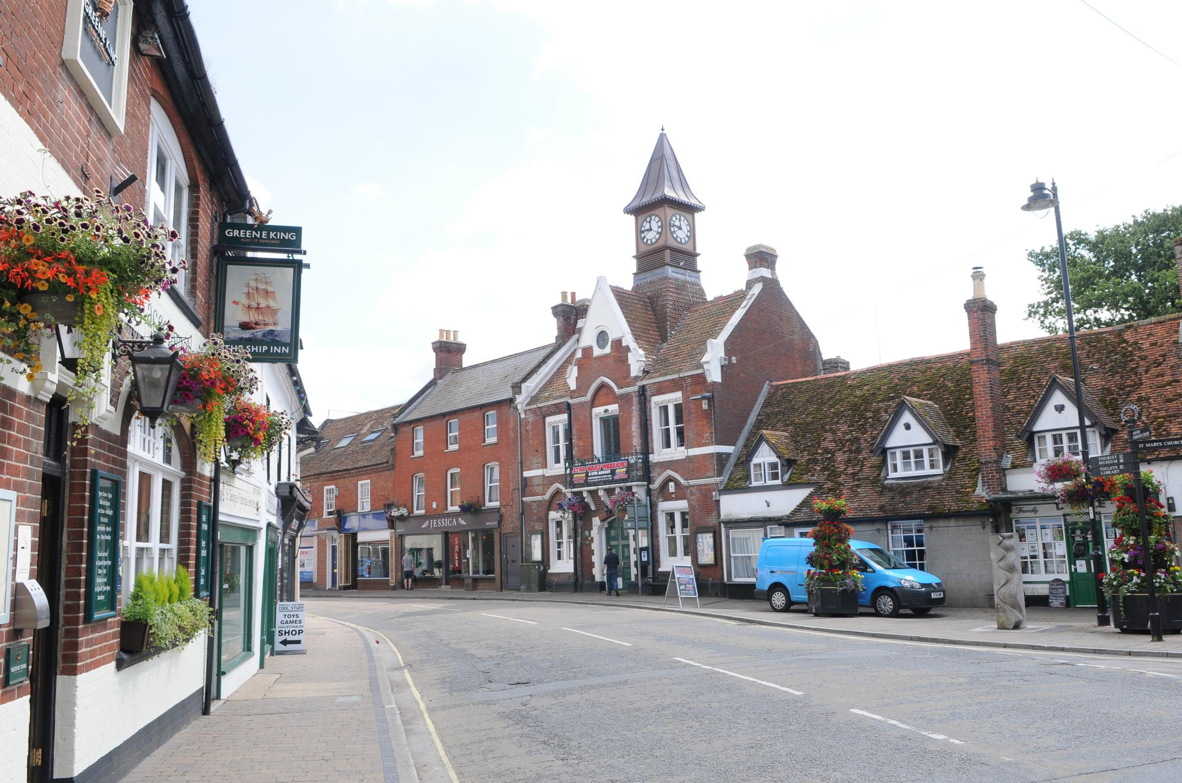 Get involved in neighbourhood plan for the future of Fordingbridge