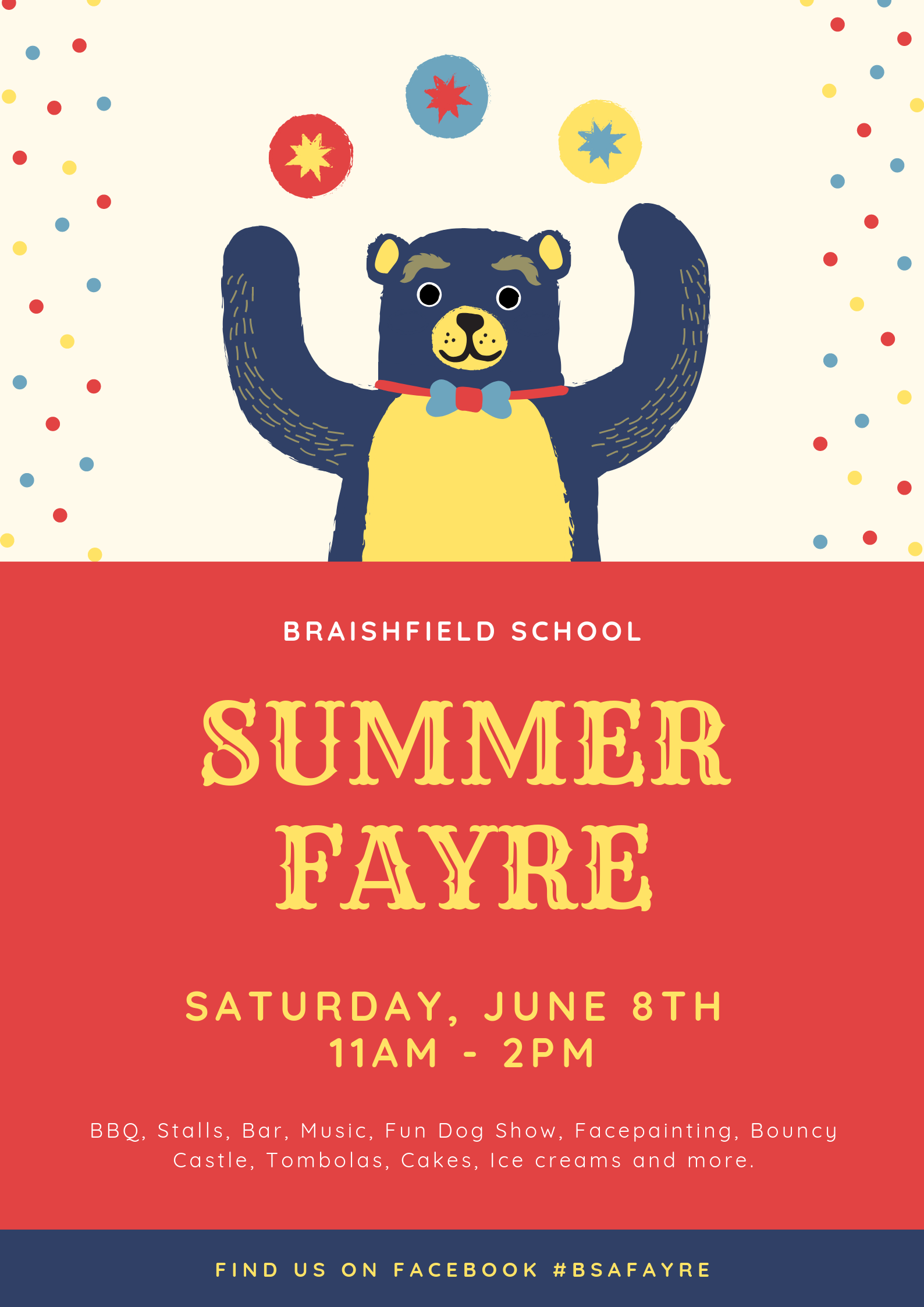 Braishfield Summer Fayre