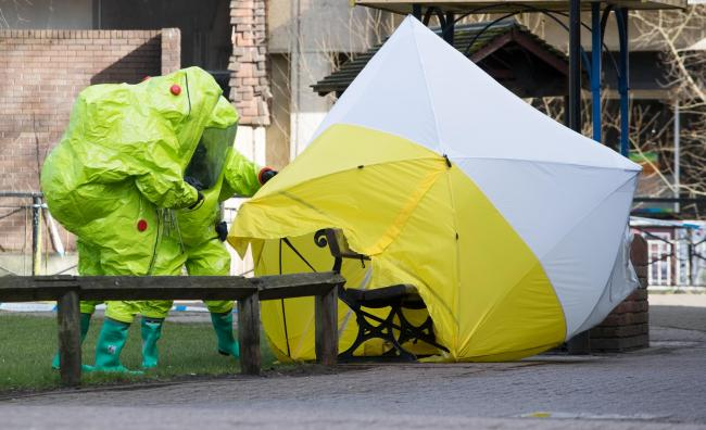 Novichok incident linked to increased police sick days