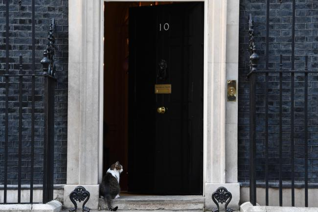 10 Downing Street in Westminster, London (Victoria Jones/PA)