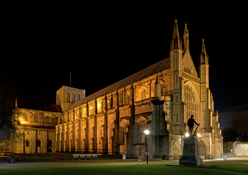 Winchester Cathedral: Benjamin Britten's Ceremony of Carols