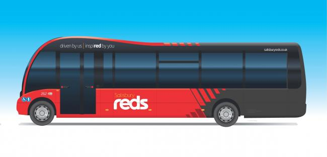 Salisbury Reds to add to its fleet with five new buses